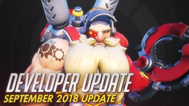 New <i>Overwatch</i> Developer Update Details the Torbjorn Rework and More