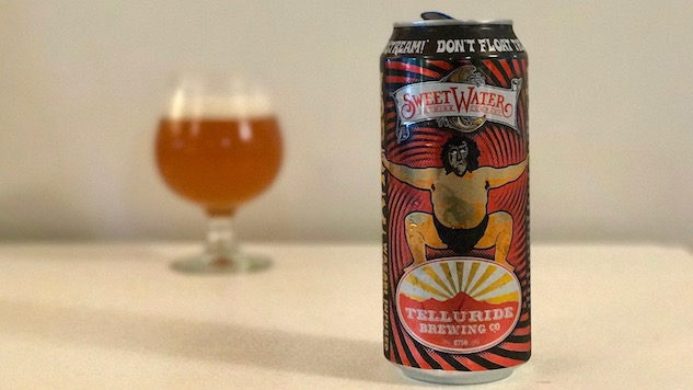 Sweetwater and Telluride Brewing Torikumi Review