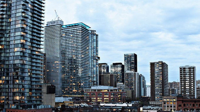 City in a Glass: Toronto