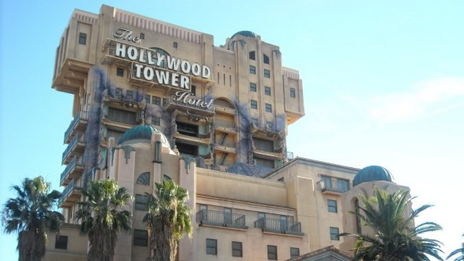 One Last Fall: A Final Ride on Disney California Adventure's Tower of Terror