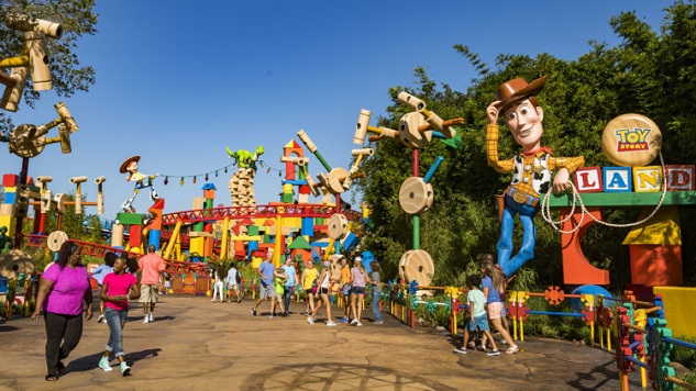 Toy Story Land Brings New Life to Disney's Hollywood Studios