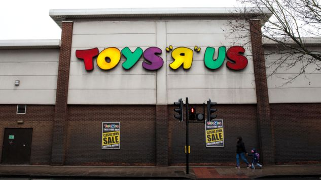 Toys 'R' Us Prepares to Close the Rest of Its U.S. Stores