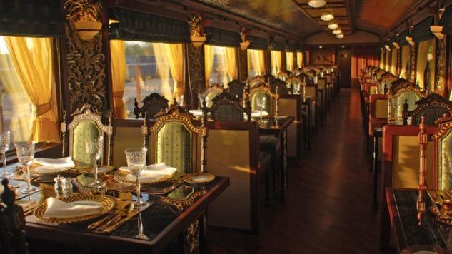 Barstool Europe: The Enduring Elegance of Train Boozing