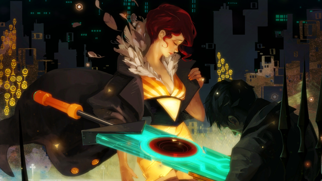 <i>Transistor</i> Is Out Now on the Nintendo Switch