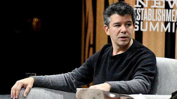Uber CEO Travis Kalanick Resigns Over Pressure From Major Shareholders