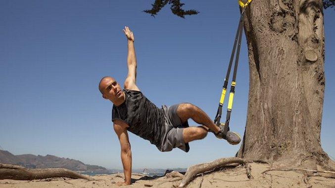 Bodies in Balance: TRX Suspension Training
