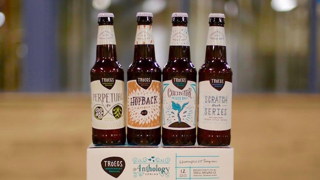 Labels We Love: Troegs Independent Brewing
