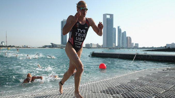 Interview an Olympian: Triathlete Sarah True
