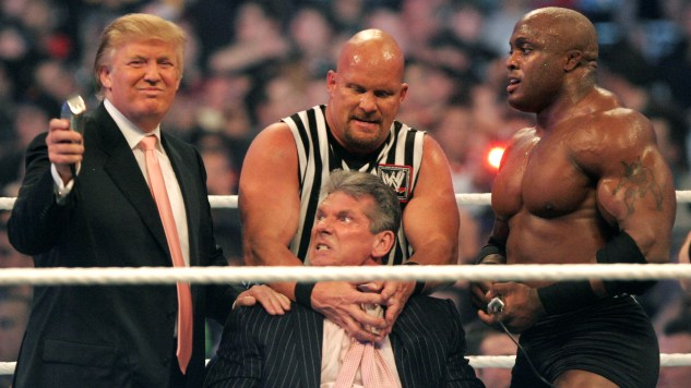 Trump Might Think Wrestling is Real, According to Triple H