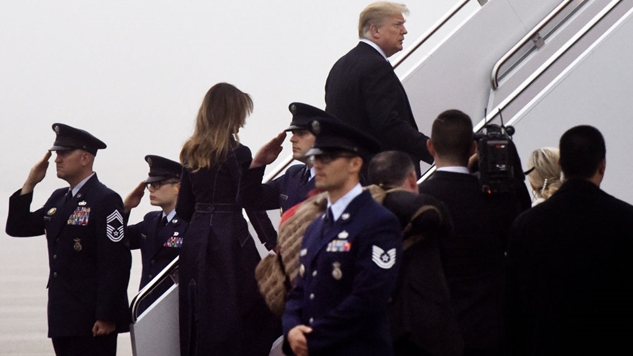 Trump's First Statements on the Anniversary of 9/11 Are as Pathetic as You'd Imagine