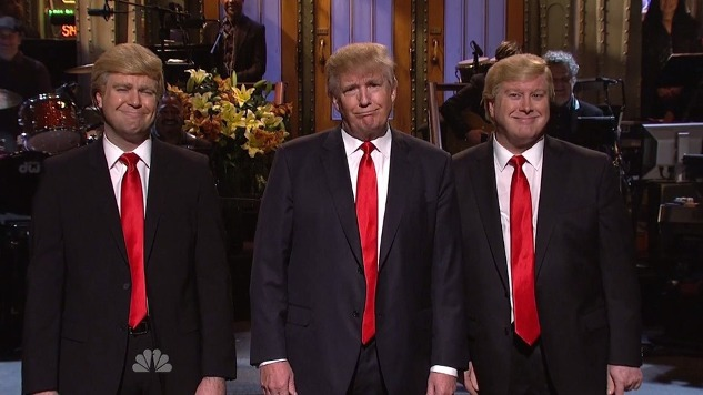 Watching Trump's <i>SNL</i> Episode a Year Later Is the Ultimate Satire