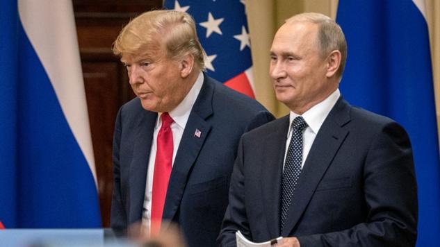 Is President Trump A Kremlin Agent?