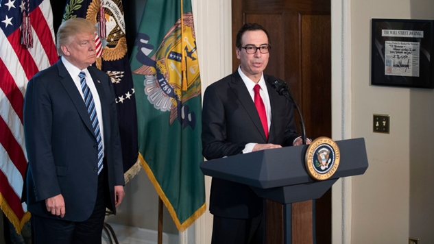 Trump's Treasury Announces New Sanctions on Russia