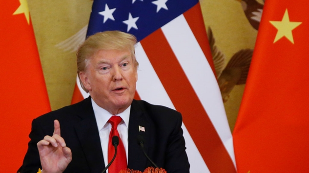 Trump Is (Kind of) Right In His Latest Tirade Against China
