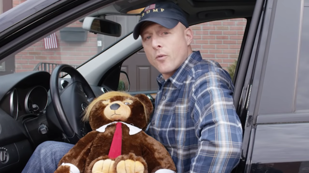 """Trumpy Bear,"" an Extremely Real Product, Heralds the End of Days (Updated)"