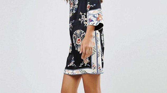Easy Tunic Dresses for Carefree Ensembles