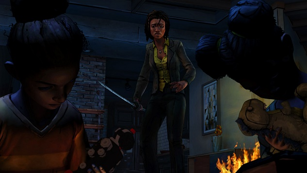 <i>The Walking Dead: Michonne</i> Ep. 1 Review&#8212;Sponsored Discontent