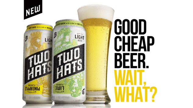 "After Only Six Months, MillerCoors Has Axed its ""New"" Two Hats Brand"