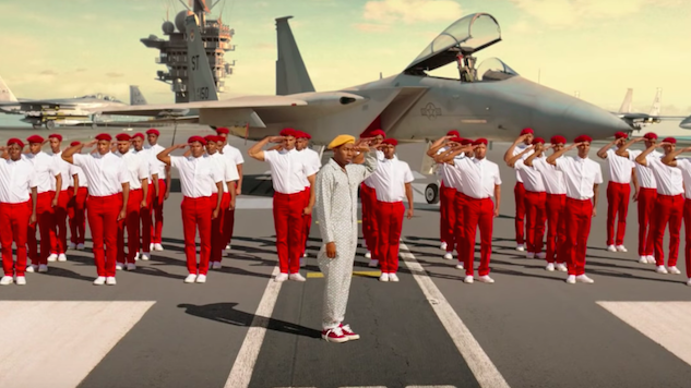 "Tyler, the Creator Enlists in His Own Militia for ""See You Again"" Video"