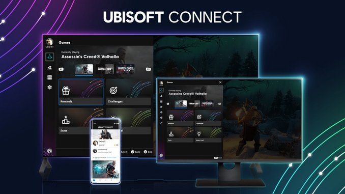 Ubisoft Updates and Combines Uplay and Ubisoft Club into New Ubisoft Connect Service