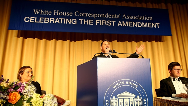 Fire the White House Correspondents' Dinner into the Sun