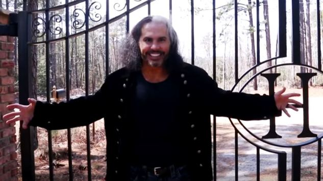Matt Hardy Deletes Bray Wyatt in the #UltimateDeletion on WWE Raw