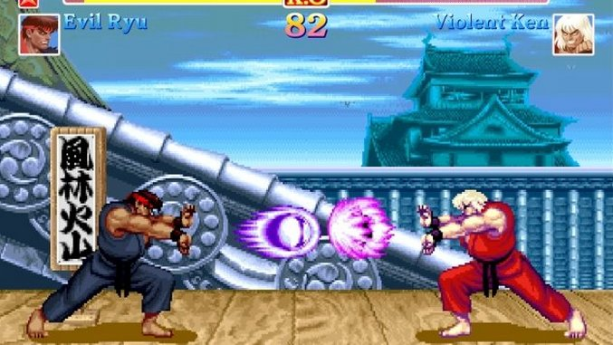 <i>Ultra Street Fighter II: The Final Challengers</i> Is an Anti-Climactic Finisher