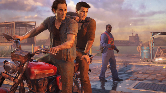 <i>Uncharted</i> Movie Loses Yet Another Director