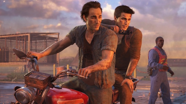 <i>Uncharted 4</i> Explores the Possibilities and Constraints of Big Budget Game Design