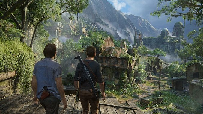 <i>Uncharted 4</i> Story Trailer Screenshot Gallery