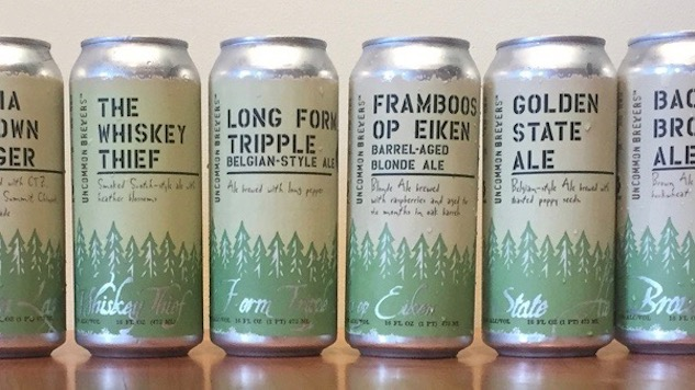Understated Beer Labels We Love Right Now