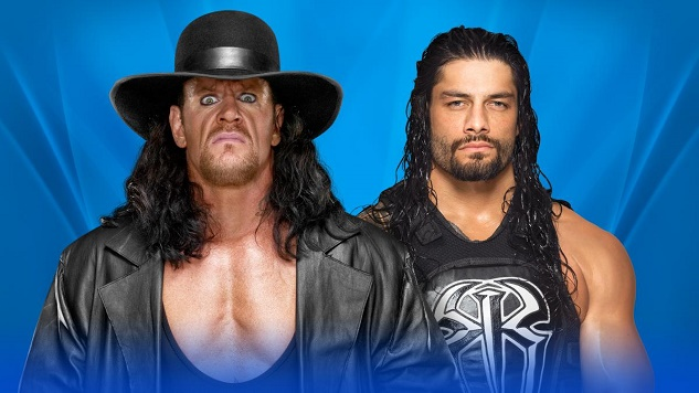 Why Roman Reigns Should Beat the Undertaker at WrestleMania 33
