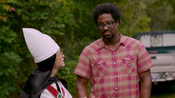 W. Kamau Bell Confronts the Klan on His New CNN Show