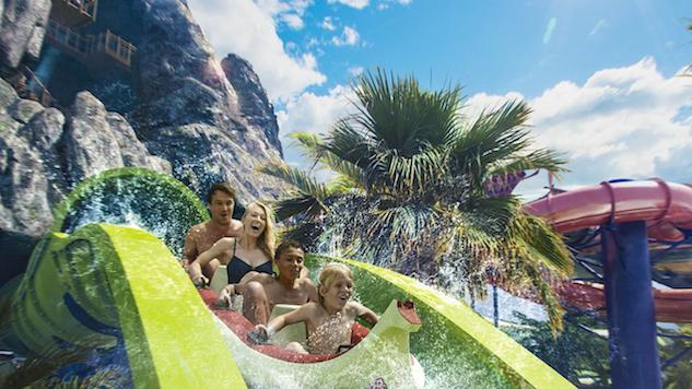 Universal Orlando Resort's Opening Volcano Bay May 25