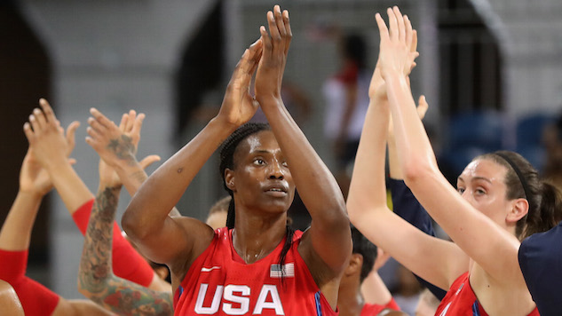 All They Do is Win: USA Women's Basketball Continues to Dominate at the Olympics