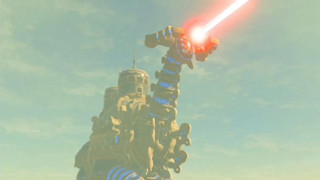 <i>Breath of the Wild</i> Guide: Divine Beast Vah Naboris