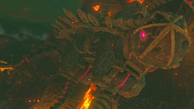 <i>Breath of the Wild</i> Guide: Divine Beast Vah Rudania