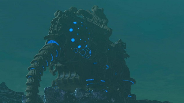 <i>Breath of the Wild</i> Guide: Divine Beast Vah Ruta