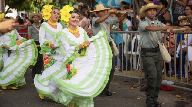 Dispatches from Colombia: Hot daze at the Vallenato Festival