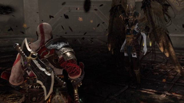 The Valkyrie Fights Are the Best Part of <i>God of War</i>