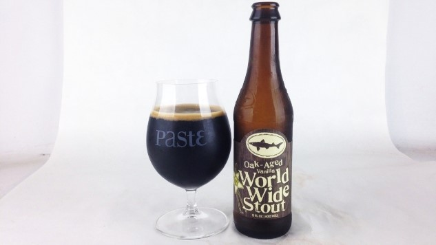 Dogfish Head Oak-Aged Vanilla World Wide Stout Review