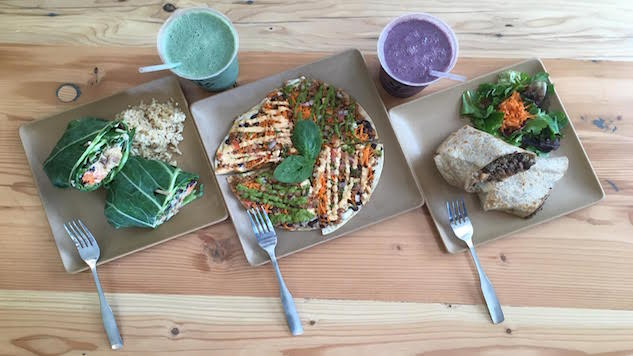 6 Awesome Vegan Restaurants In Miami