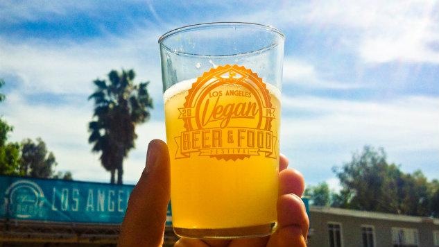 Meet Top Chef's Marcel Vigneron at the LA Vegan Beer & Food Festival