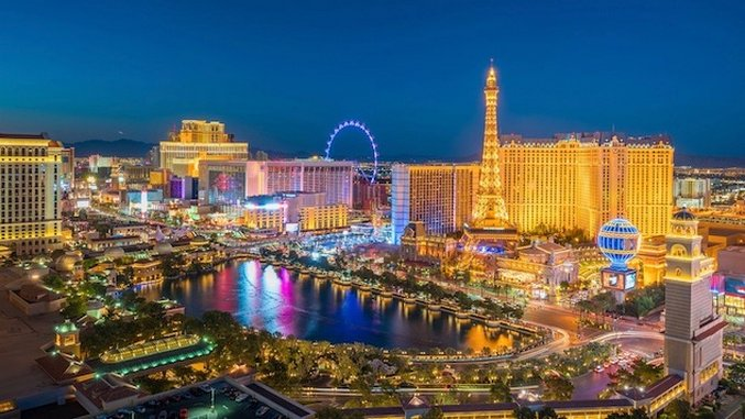 The Secret Libations of Las Vegas