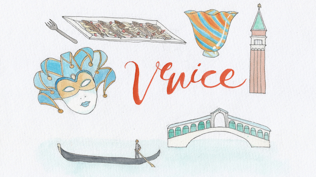 City in a Dish: Sarde in Saor in Venice, Italy