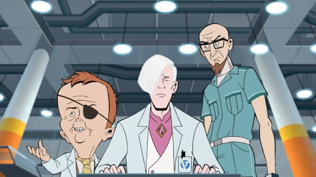 <i>The Venture Bros.</i> Returns With a Continuity-Shaking Season 7 Premiere