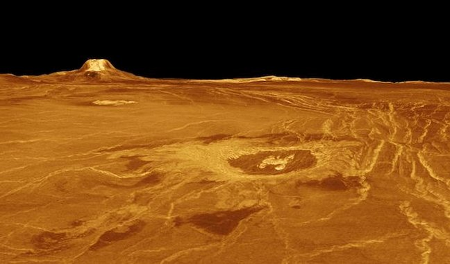 Space Matter: Venus (Not Mars) is Our Real Sister Planet