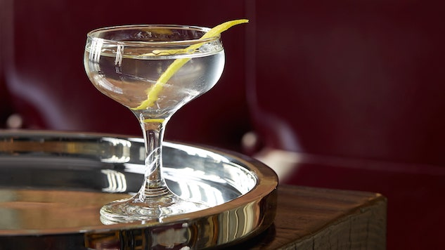 In Honor of James Bond Day, Here's One Hell of a Decadent Martini!