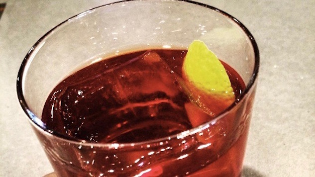 The Vieux Carre Might Be the Booziest Cocktail to Come From New Orleans