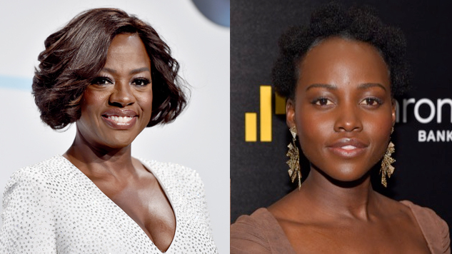 Oscar Winners Viola Davis and Lupita Nyong'o Set to Star in <i>The Woman King</i>